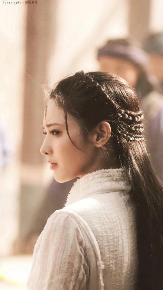 Gà cưng của Phạm Băng Băng - Bành Tiểu Nhiễm xinh đẹp trong tạo hình Dương Quý Phi - Hình 9