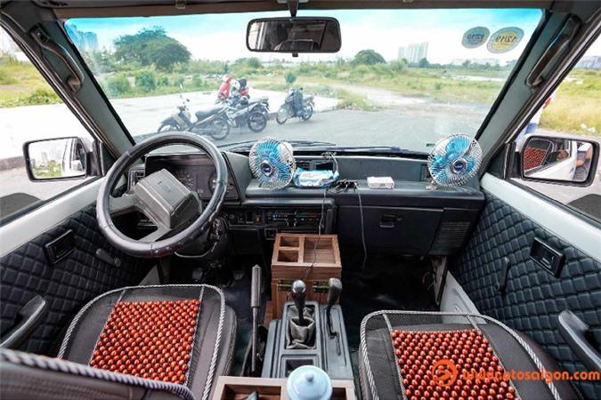 Hô biến Toyota Van LE thành nhà di động đi khắp Việt Nam - Hình 3
