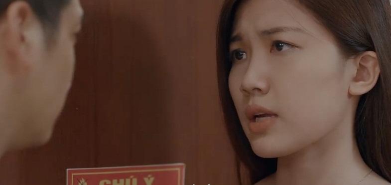 Hoa hồng trên ngực trái trailer tập 11: Trà mang bầu con trai, Thái sẽ bỏ Khuê lấy bồ? - Hình 2