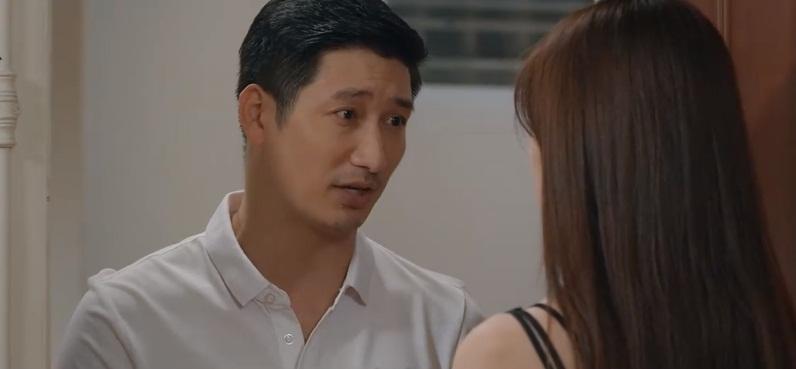 Hoa hồng trên ngực trái trailer tập 11: Trà mang bầu con trai, Thái sẽ bỏ Khuê lấy bồ? - Hình 1