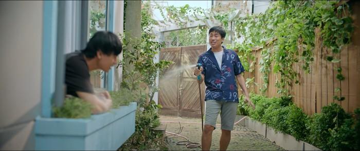 Isaac bị anh trai yêu quái Kiều Minh Tuấn hành sấp mặt trong phim mới - Hình 9