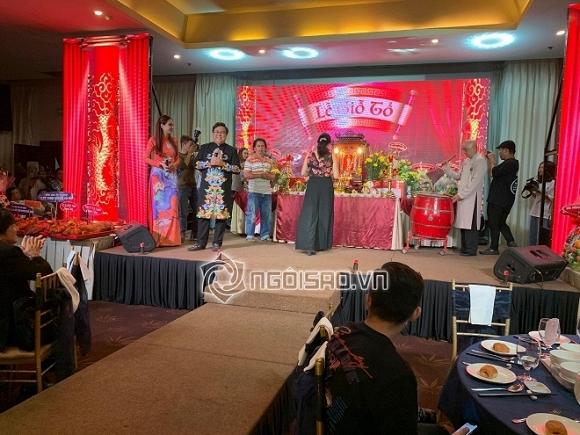 Lâm Khánh Chi cùng dàn sao Việt tề tựu trong lễ giỗ tổ sân khấu do NSƯT Vũ Luân và nghệ sĩ Gia Bảo tổ chức - Hình 5