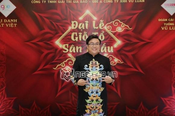 Lâm Khánh Chi cùng dàn sao Việt tề tựu trong lễ giỗ tổ sân khấu do NSƯT Vũ Luân và nghệ sĩ Gia Bảo tổ chức - Hình 8