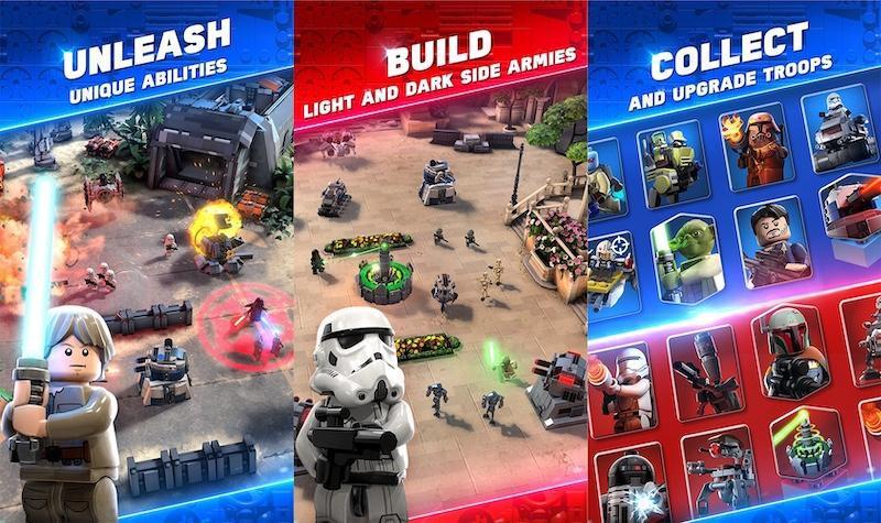 LEGO Star Wars Battles là game thẻ tướng với dàn nhân vật đông đảo từ Star Wars - Hình 2