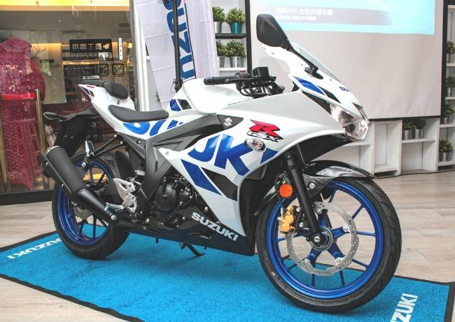 Cận cảnh 2020 Suzuki GSX-R/S 150 đẹp ngỡ ngàng, phái mạnh mê tít - Hình 14