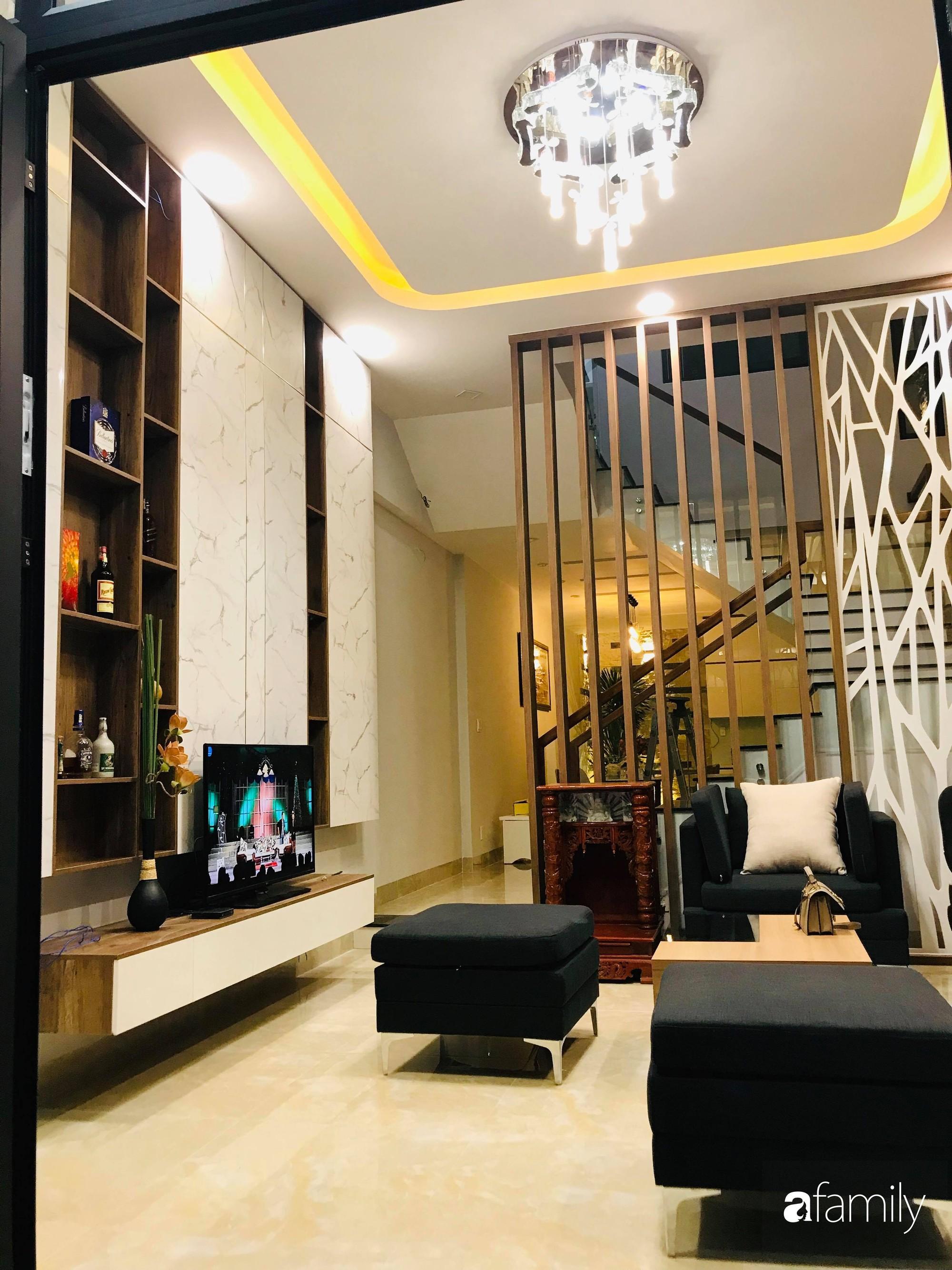 Ngôi nhà phố đong đầy hạnh phúc được thiết kế theo lối kiến trúc hiện đại của cô giáo ở Quảng Ngãi - Hình 12