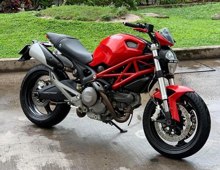 Sau 6 năm, Ducati Monster 795 có giá bán chỉ hơn 130 triệu đồng - Hình 1