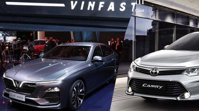 Tại sao người Việt vẫn nghĩ đi ô tô thì là Toyota, xe máy thì Honda, mà chưa phải là Vinfast? - Hình 1