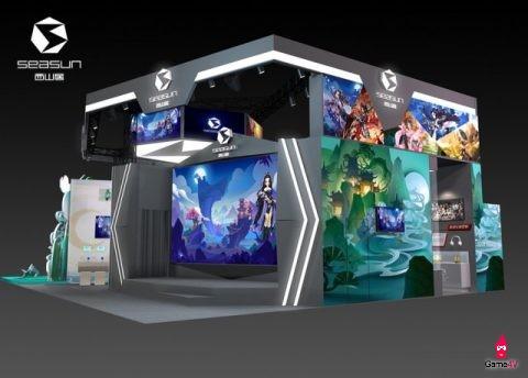 [Tokyo Game Show 2019] Hãng game lớn Seasun mang gì đến hội chợ triển lãm năm nay? - Hình 5