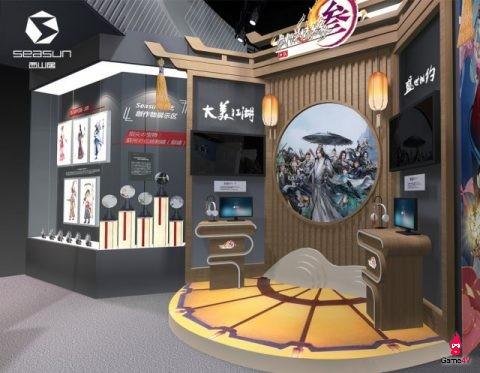 [Tokyo Game Show 2019] Hãng game lớn Seasun mang gì đến hội chợ triển lãm năm nay? - Hình 3