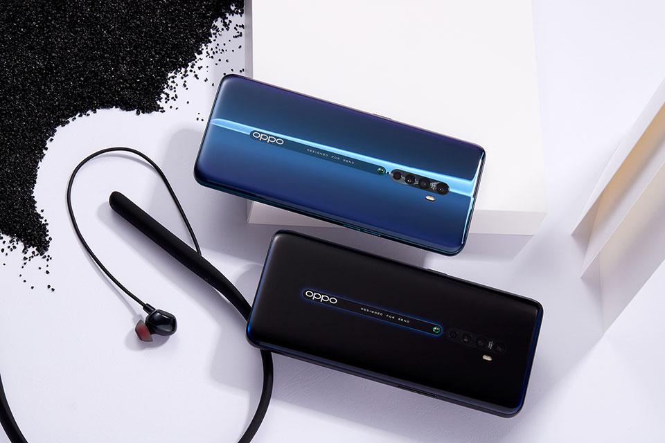 Trên tay OPPO Reno2 Ocean Heart: 4 camera, chip Snapdragon 730G, giá 9.8 triệu - Hình 14