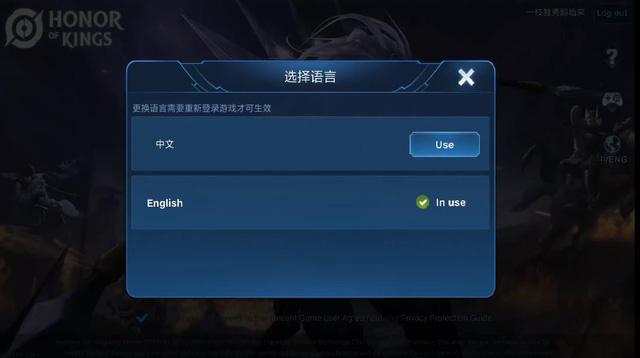 Việc thêm ngôn ngữ Anh vào Vương Giả Vinh Diệu đã đạt 90%, game thủ QT phấn khởi - Hình 2
