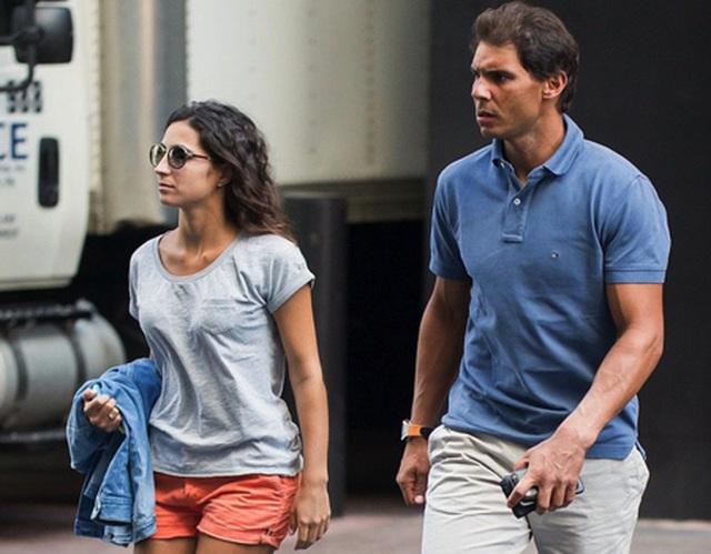 Xisca Perello - Bóng hồng xinh đẹp đứng sau thành công của Rafael Nadal - Hình 3