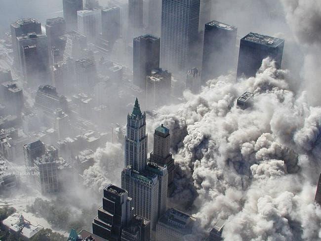 11/9, ngày nước Mỹ mất đi ảo tưởng về sự bất khả xâm phạm - Hình 4
