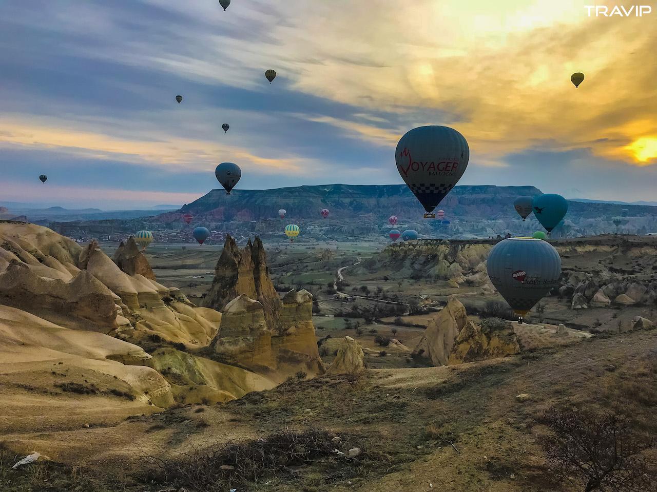 Ai Cập nối lại hoạt động du lịch bằng khinh khí cầu - Hình 3