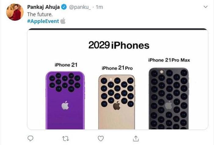 Ảnh chế hài hước, chê thậm tệ kiểu dáng iPhone mới - Hình 5