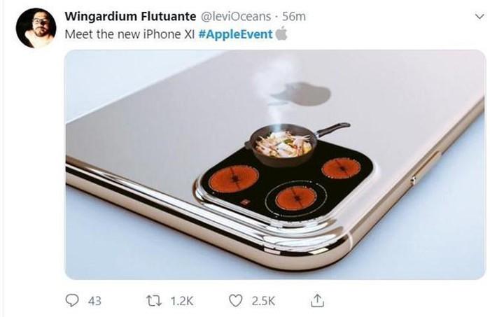 Ảnh chế hài hước, chê thậm tệ kiểu dáng iPhone mới - Hình 3