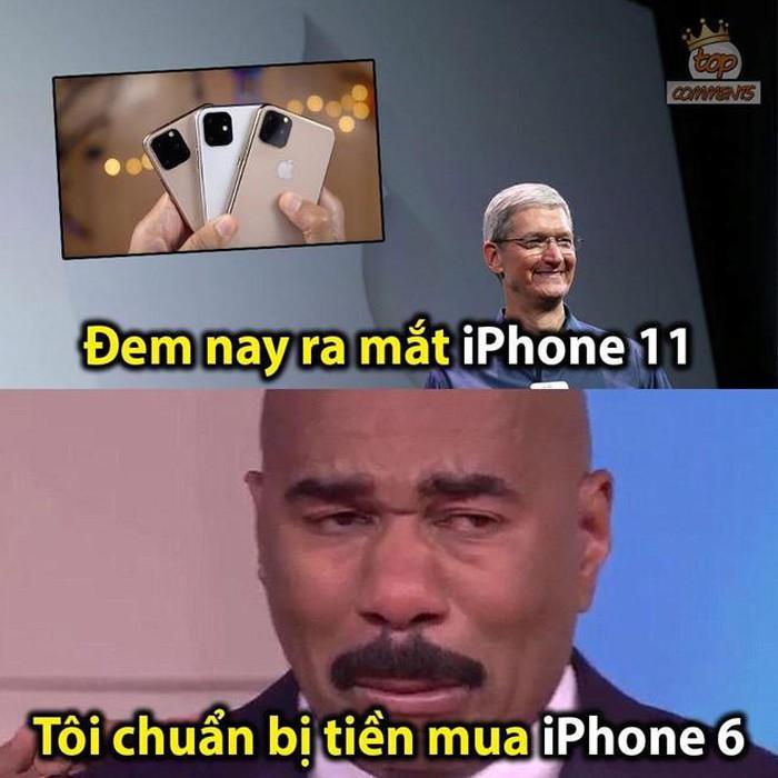 Ảnh chế hài hước, chê thậm tệ kiểu dáng iPhone mới - Hình 14