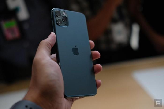 Ảnh chi tiết iPhone 11 Pro, Pro Max giá lên đến 1.449 USD - Hình 2