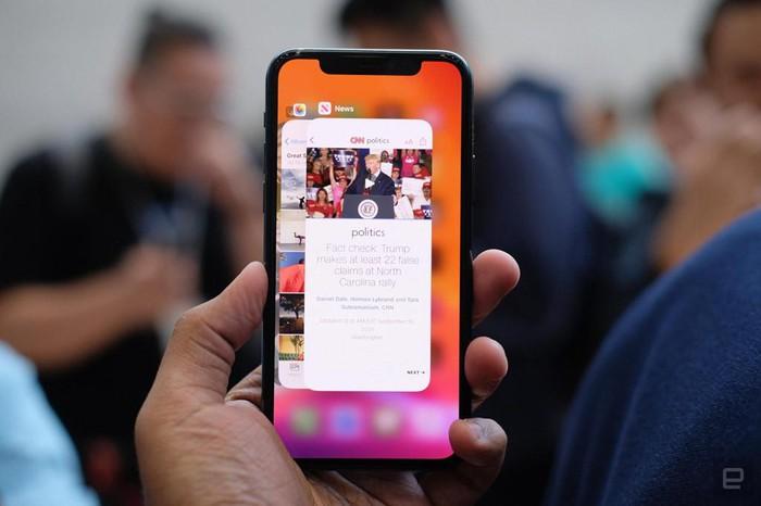 Ảnh chi tiết iPhone 11 Pro, Pro Max giá lên đến 1.449 USD - Hình 3