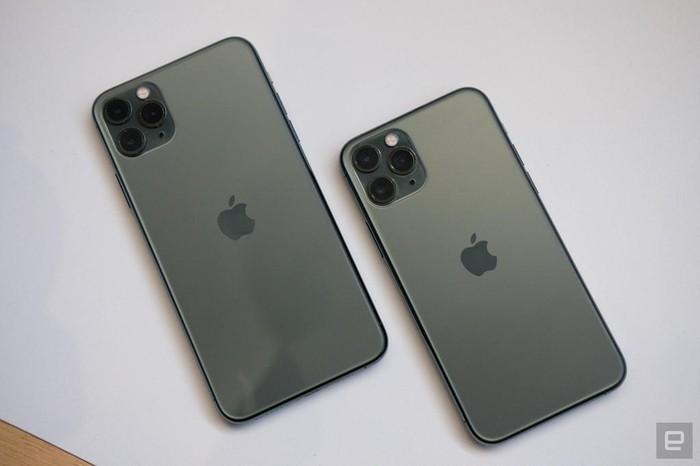 Ảnh chi tiết iPhone 11 Pro, Pro Max giá lên đến 1.449 USD - Hình 1