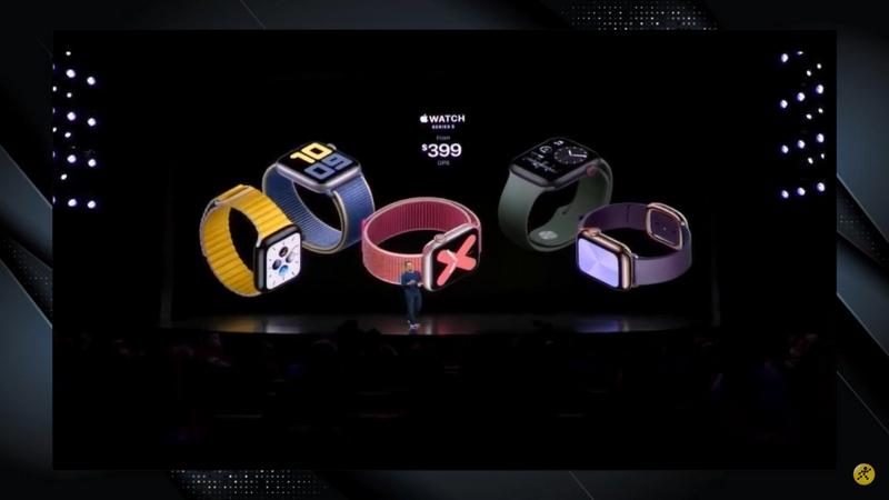 Apple Watch Series 5 ra mắt với Always-On Retina Display, nhiều nâng cấp, giá không đổi - Hình 3