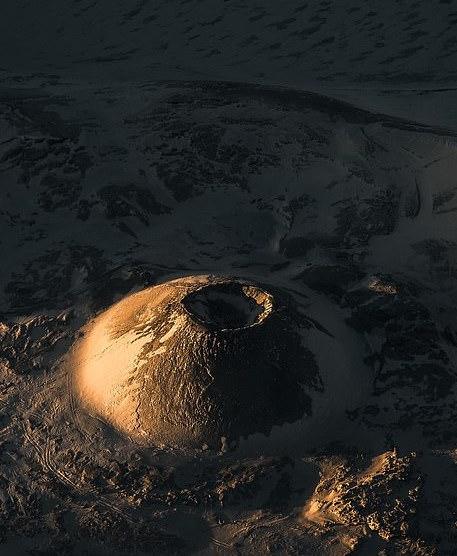 Bắc Âu như vùng đất ngoài hành tinh với khung cảnh nhìn từ trên cao - Hình 14