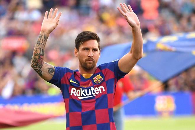 Beckham lên kế hoạch đưa Messi rời Barcelona - Hình 1