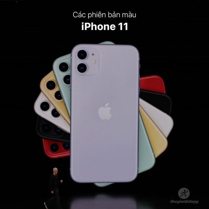 Bộ 3 iPhone 11 Series - Chọn mẫu nào là tốt nhất? - Hình 2