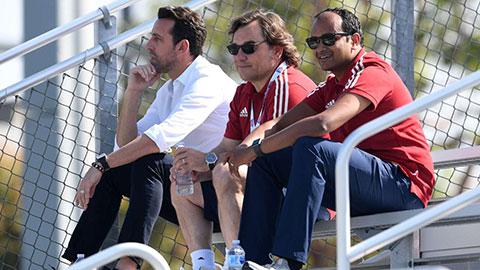 Bố Già Raul của Arsenal - Hình 3