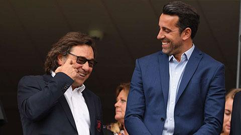 Bố Già Raul của Arsenal - Hình 4