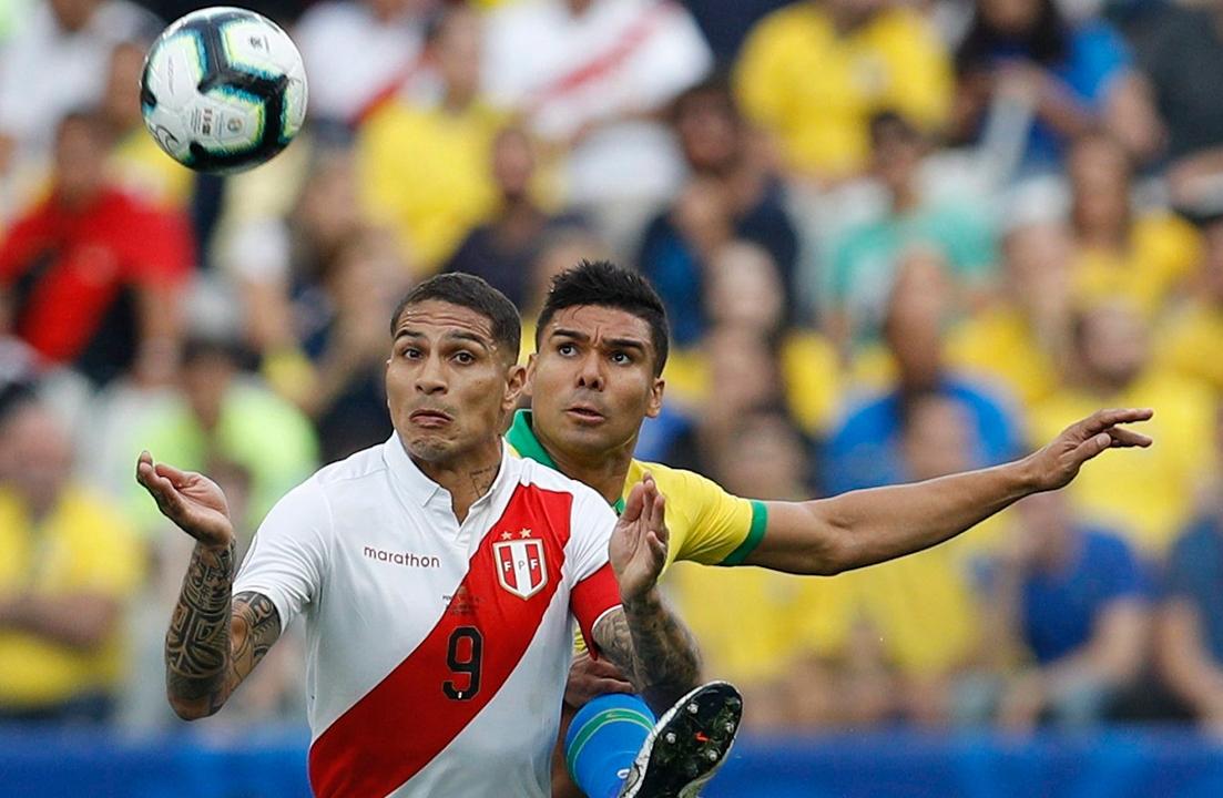 Brazil - Peru: Hiệp 2 của chung kết - Hình 2