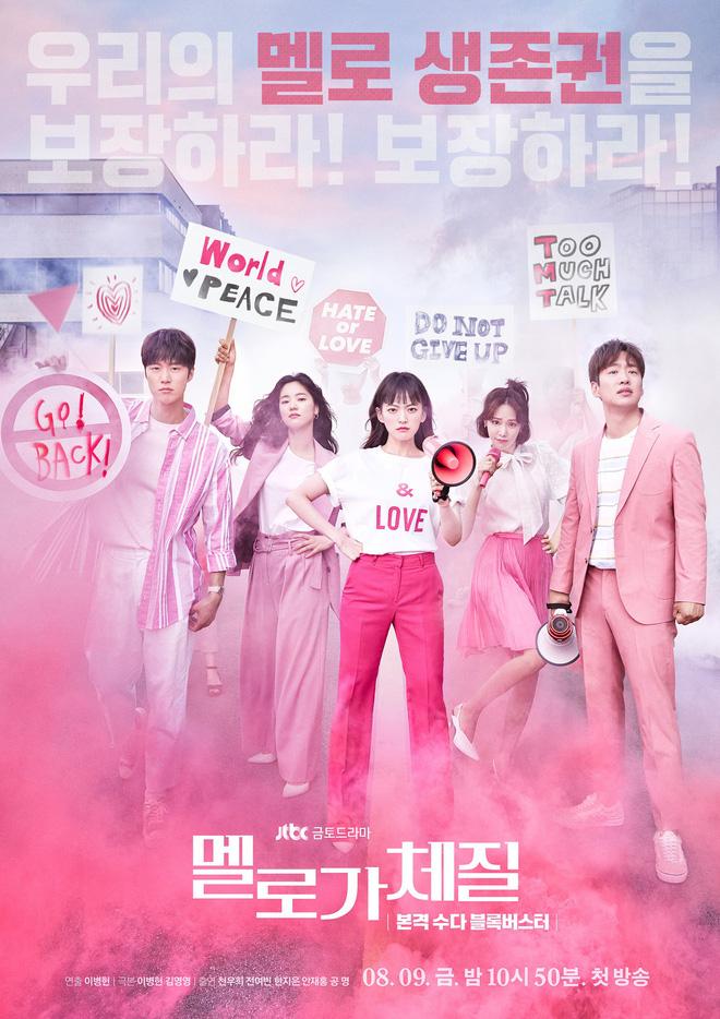 BXH diễn viên Hàn đang hot: Có bom tấn 700 tỉ, Song Joong Ki vẫn lép vế trước tân binh Ong Seung Woo? - Hình 9