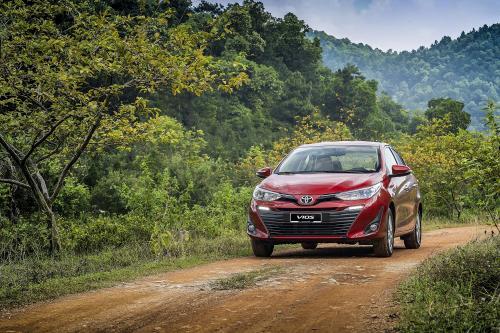 Toyota Việt Nam: Chỉ có mẫu Vios tăng trưởng doanh số bán hàng - Hình 1
