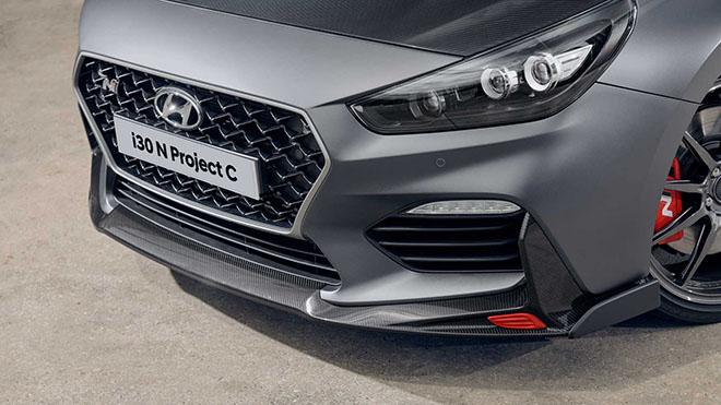 Rò rỉ hình ảnh của Hyundai i30 N Project C trước thềm triển lãm Frankfurt Motor Show 2019 - Hình 2