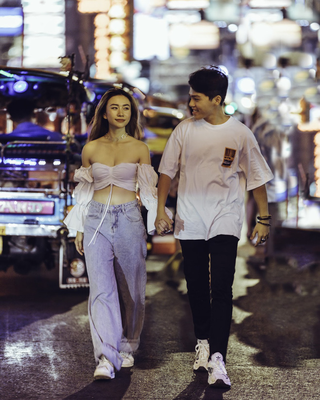 Cặp đôi người Việt cùng nhau du lịch khắp thế giới, tới đâu cũng cho ra cả tá ảnh và video đẹp không thua gì phim điện ảnh - Hình 2