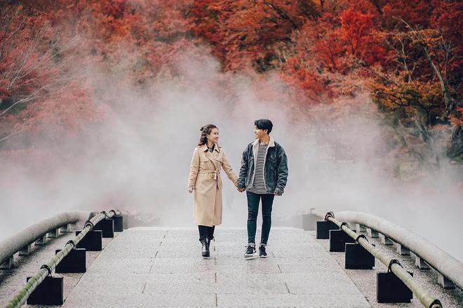 Cặp đôi người Việt cùng nhau du lịch khắp thế giới, tới đâu cũng cho ra cả tá ảnh và video đẹp không thua gì phim điện ảnh - Hình 27