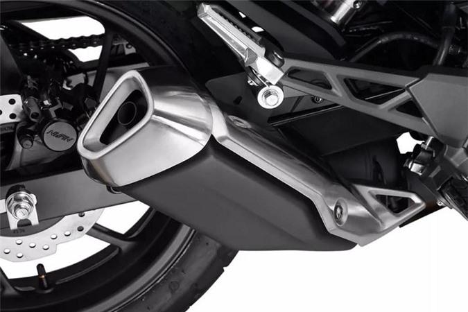 Chi tiết Môtô Honda CBF190TR chỉ dưới 100 triệu tại Việt Nam - Hình 8