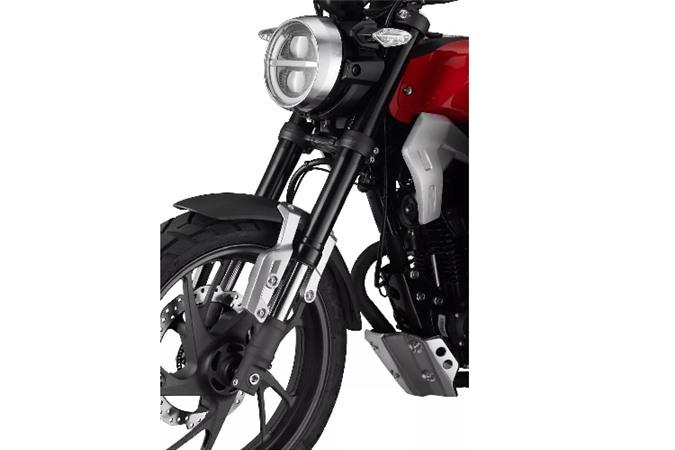 Chi tiết Môtô Honda CBF190TR chỉ dưới 100 triệu tại Việt Nam - Hình 3