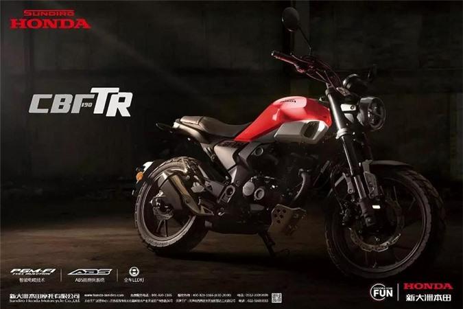 Chi tiết Môtô Honda CBF190TR chỉ dưới 100 triệu tại Việt Nam - Hình 9