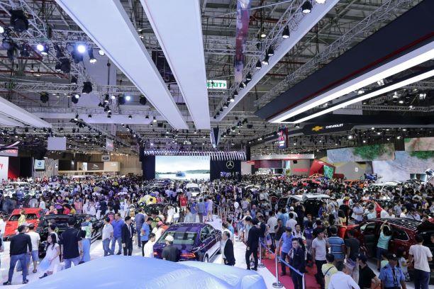 Chưa thấy sự đột phá ở triển lãm thường niên Vietnam Motorshow 2019 - Hình 4
