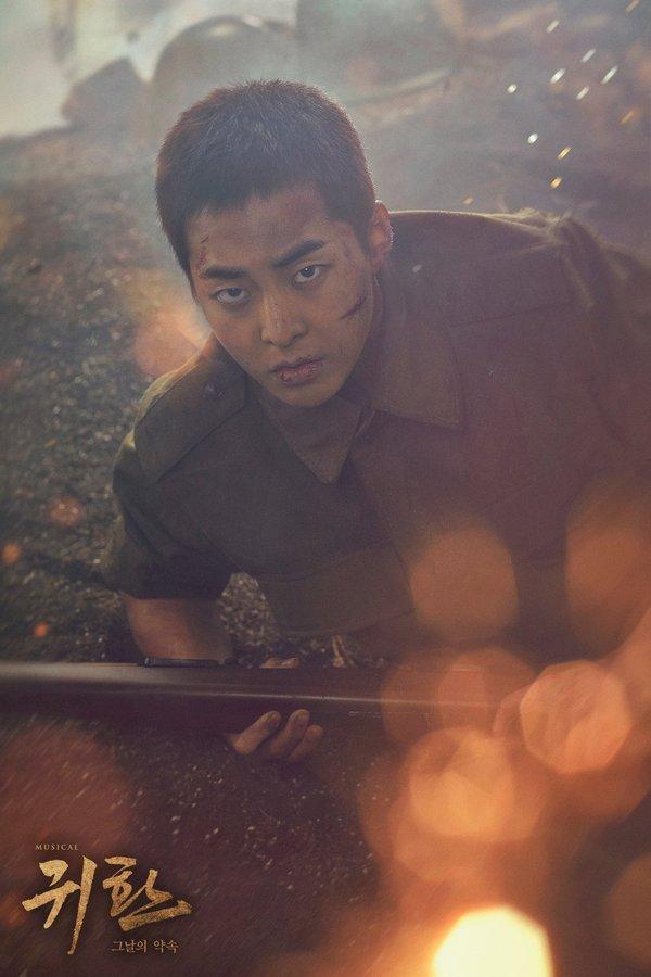 Chương trình nhạc kịch hot nhất năm: Quy tụ dàn chiến sĩ idol đang tại ngũ siêu điển trai - Hình 3
