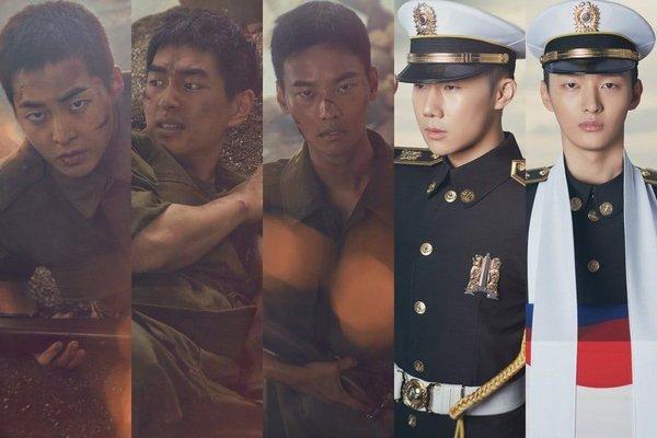 Chương trình nhạc kịch hot nhất năm: Quy tụ dàn chiến sĩ idol đang tại ngũ siêu điển trai - Hình 1