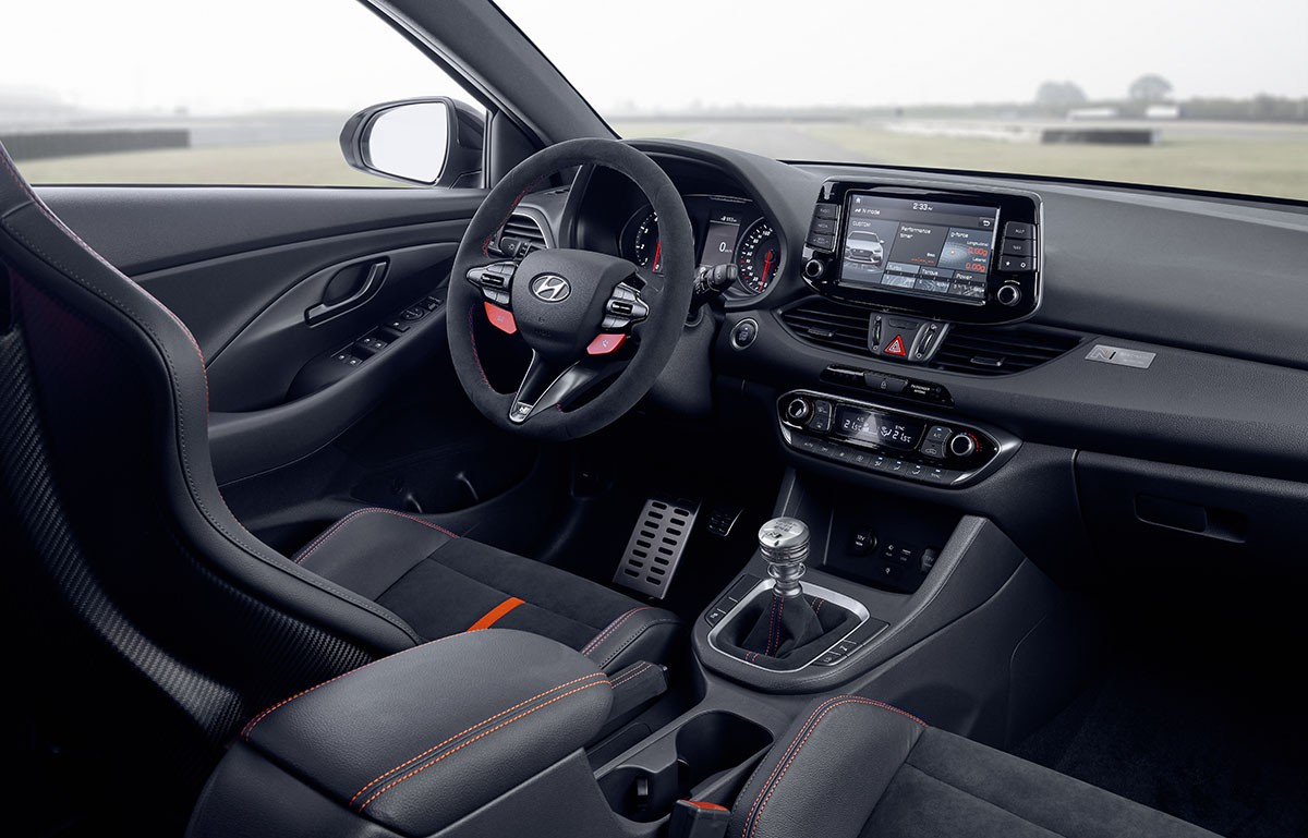 Diện kiến hothatch Hyundai i30N Project C muốn so găng Honda Civic Type R - Hình 9