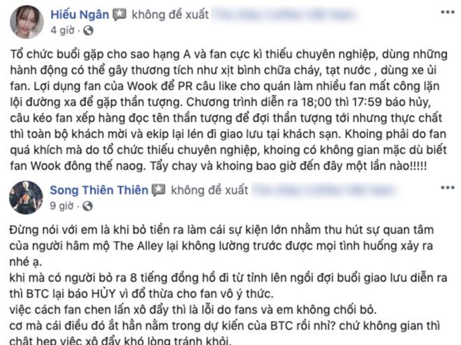 Fanpage trà sữa bị rate 1 sao hàng loạt sau vụ Ji Chang Wook vắng mặt - Hình 2