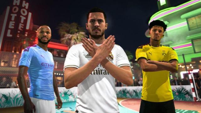 FIFA 20 đã cho tải bản miễn phí, game thủ có thể tải và chơi ngay bây giờ - Hình 1
