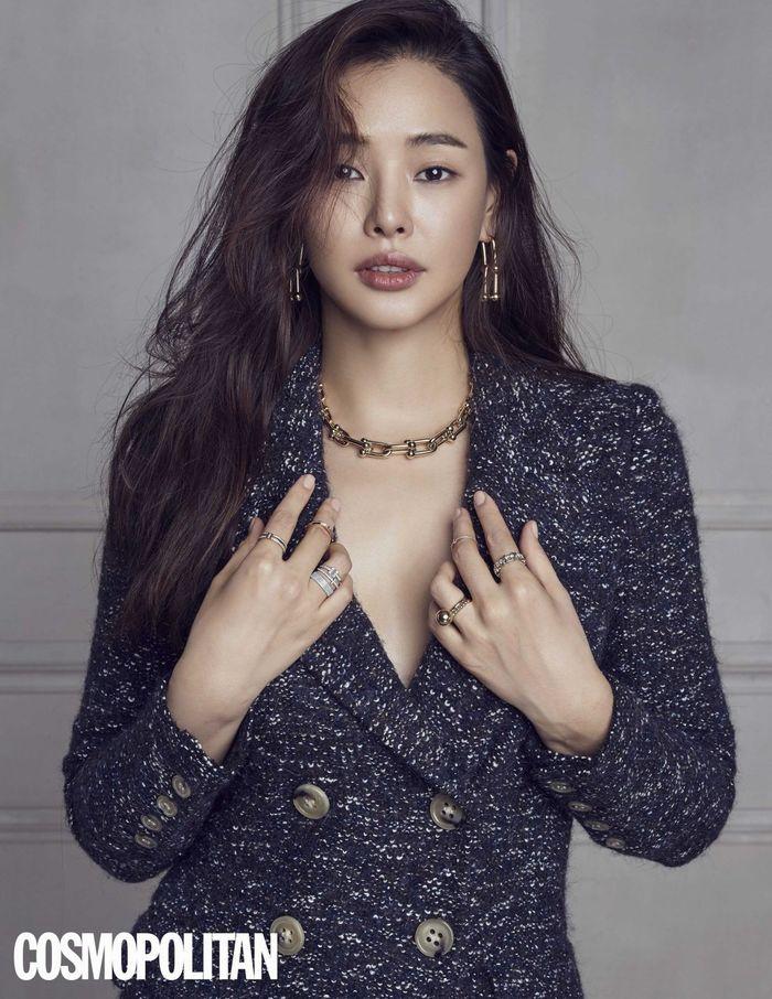 Giữa tin đồn chia tay Yoon Kye Sang, Hoa hậu Hàn Quốc Honey Lee lên tiếng - Hình 2