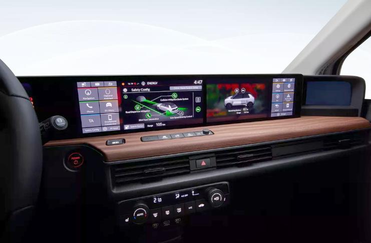 Hatchback Honda E bộc lộ nhiều ứng dụng hiện đại nổi bật - Hình 2