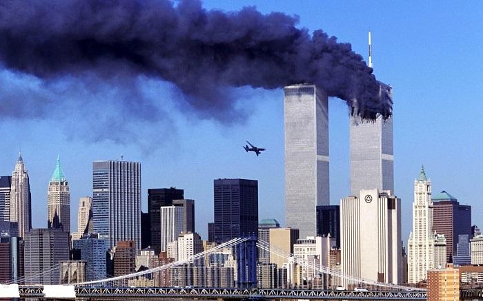 Hình ảnh Trung tâm thương mại New York 18 năm sau thảm họa 11/9 - Hình 1
