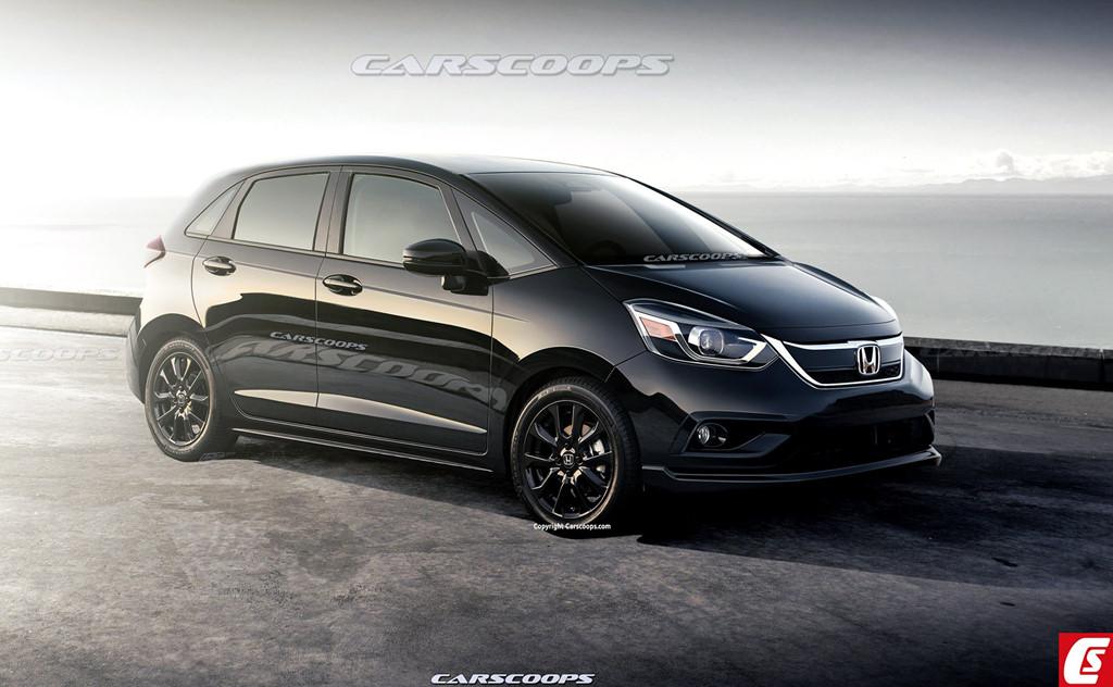 Honda Jazz 2020 có thêm phiên bản dùng động cơ điện - Hình 1
